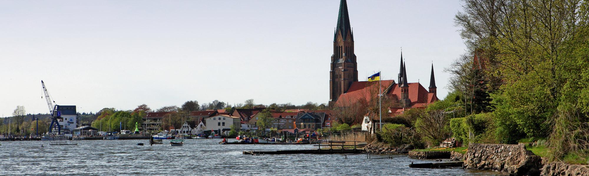 Foto Schleswig an der Schlei