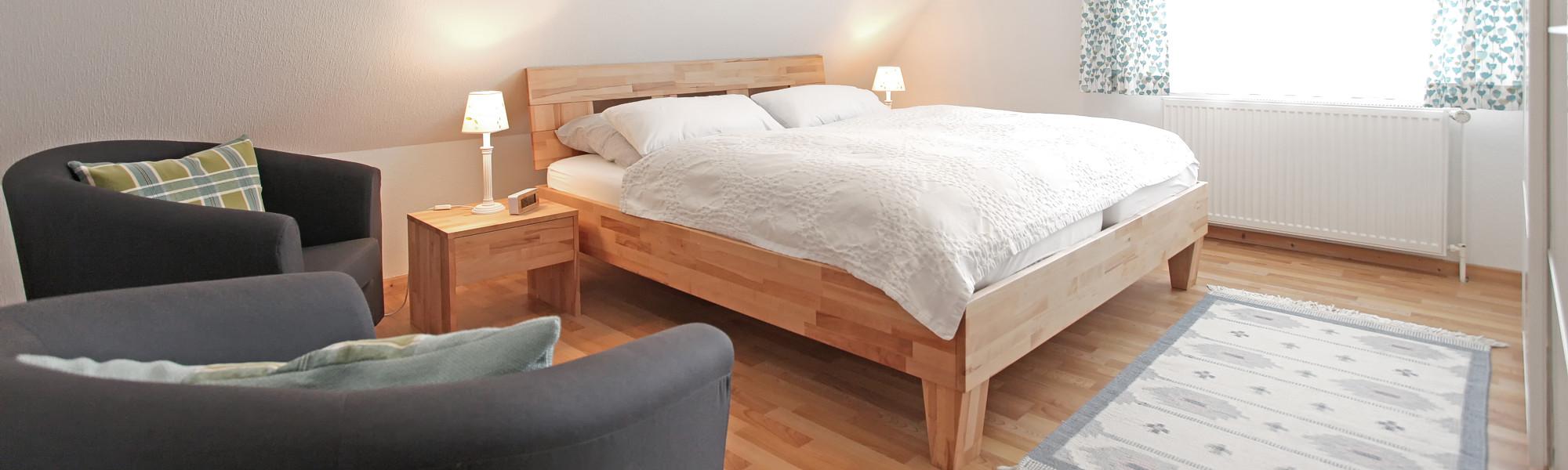 Foto vom Schlafzimmer